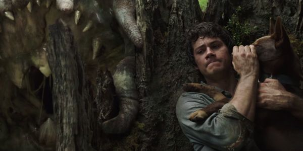 """LOVE AND MONSTERS Trailer Sees Dylan O'Brien, Jessica Henwick, & Michael Rooker In The """" """"Monsterpocalypse"""""""