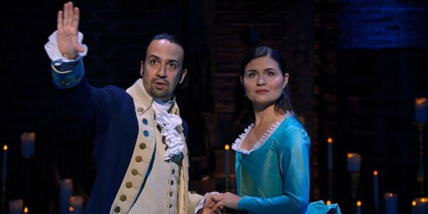 It's Not Only Hamilton: How Broadway Movies And Streaming Took A Major Step This Year
