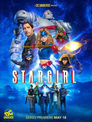 STARGIRL Posters And Stills Provide A First Look At Some Of Courtney Whitmore's Superhero Allies