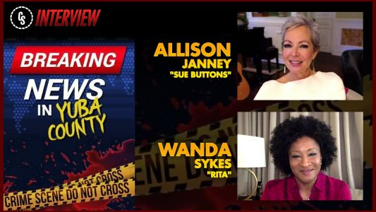 CS Video: Breaking News in Yuba County Interviews With Janney & Sykes