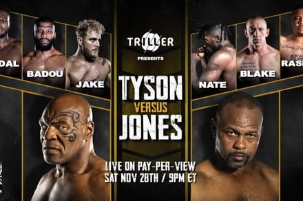 How to watch the Jake Paul vs. Nate Robinson livestream online with Fite.tv