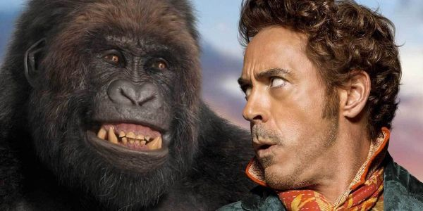 Dolittle's Robert Downey Jr. Reveals The Animal He'd Most Like To Talk To