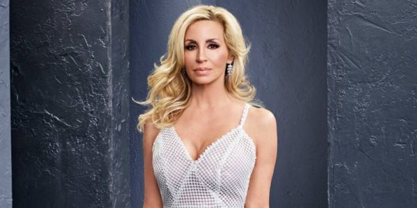 Camille Grammer Hints as Real Housewives of Beverly Hills Return