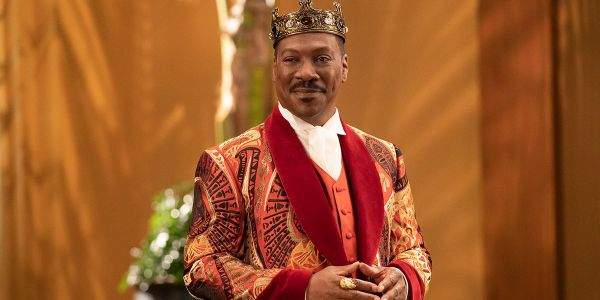 Sounds Like Coming 2 America's Eddie Murphy Already Has An Idea For A Third Film