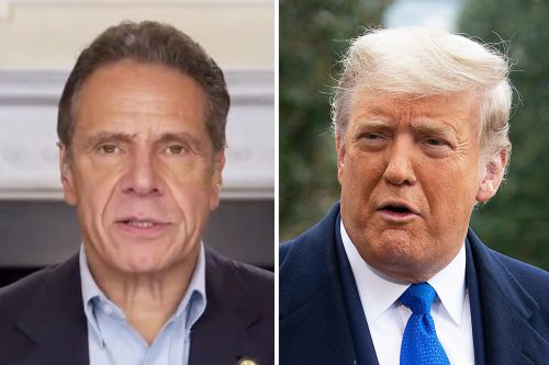 """Andrew Cuomo Offers an Election Prediction on 'The View': I Hope Trump """"Takes the Defeat with Some Honor"""""""