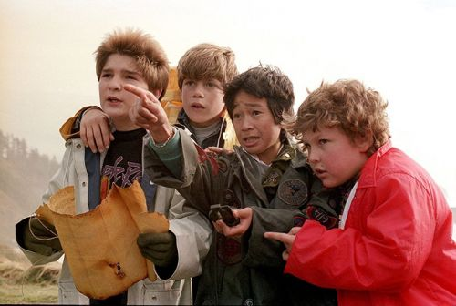 The Goonies Cast Reunite for Script Reading for No Kid Hungry Charity