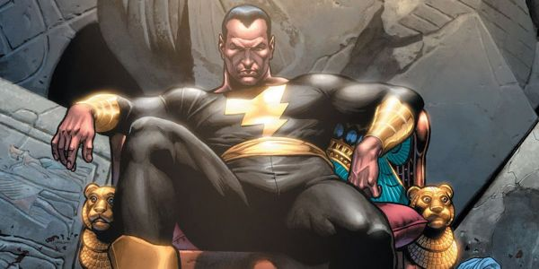 The Rock Has Announced When Black Adam Is Coming Out
