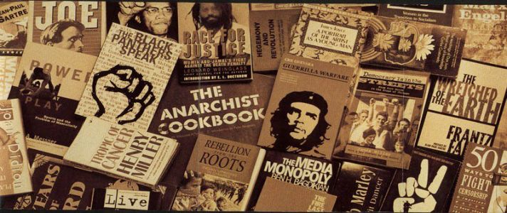A List of 132 Radical, Mind-Expanding Books from Rage Against the Machine
