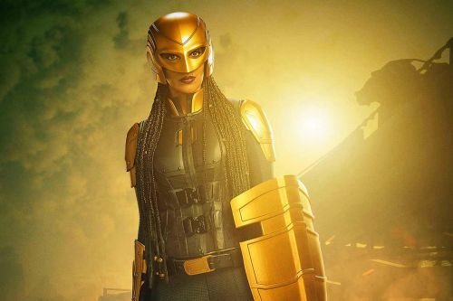 'Supergirl' Introduces Azie Tesfai as the New Guardian