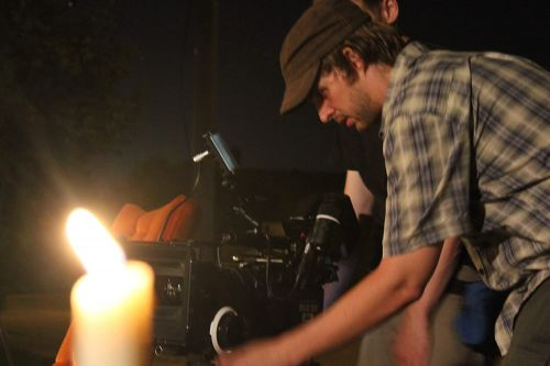 We talk with GAVIN MICHAEL BOOTH about his new film 'Last Call'