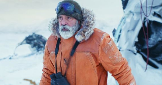 Netflix's The Midnight Sky Trailer Has George Clooney on a Post-Apocalyptic Mission