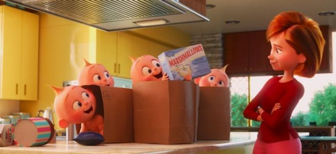 'Pixar Popcorn' Trailer: Pixar Characters Return For New Short Films on Disney+