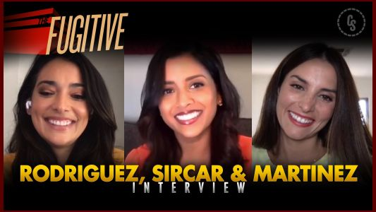 CS Video: The Fugitive Interview With Martinez, Rodriguez & Sircar