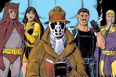 Before you watch HBO's Watchmen, here's what you need to know about the comic