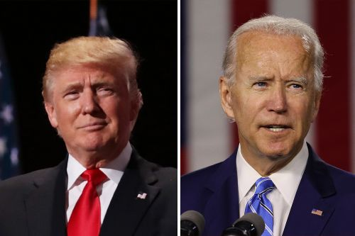 How to Watch Trump and Biden's Dueling Town Halls Live Tonight