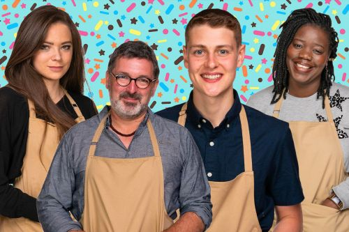 'The Great British Baking Show' Cast Rankings: Will Peter Win and is Lottie in Trouble?