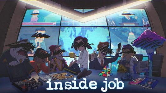 Inside Job: Cast Revealed for Netflix's New Adult Animated Series