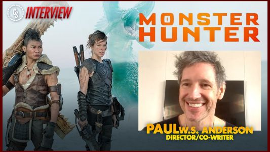 CS Video: Paul W.S. Anderson Talks Monster Hunter & Potential Future Films