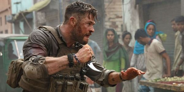 Extraction 2: There's An Exciting Update About Chris Hemsworth's Netflix Sequel