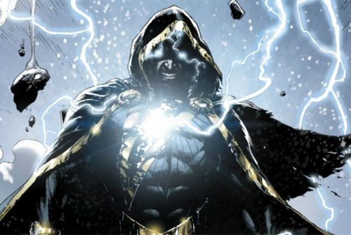 Dwayne Johnson Reveals Production on Black Adam Could Be Delayed
