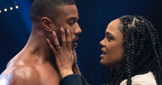 Michael B. Jordan Praises Tessa Thompson Ahead of Directing Her in Creed III
