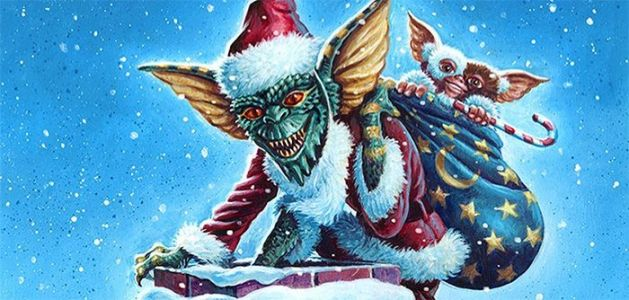 Cool Stuff: NECA Is Delivering a 'Gremlins' Christmas Present with Santa Claws