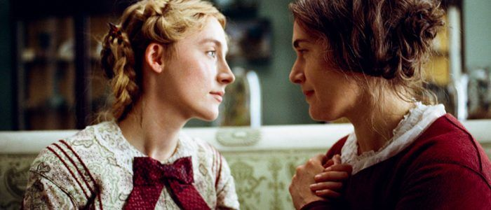'Ammonite' Trailer: Kate Winslet and Saoirse Ronan Find Fossils on the Beach