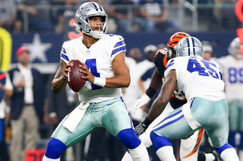 Cowboys Vs. Vikings: Time, How To Watch And Live Stream 'Sunday Night Football'