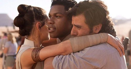 What Finn Wanted to Tell Rey in Star Wars 9 Has Been