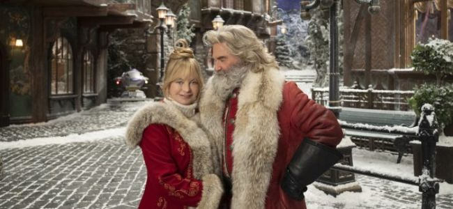 'The Christmas Chronicles 2' Teaser: Kurt Russell and Goldie Hawn Are Back as The Claus Family