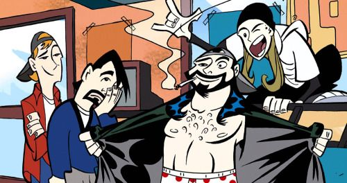 Clerks: The Animated Series Revival Is Being Pitched by Kevin
