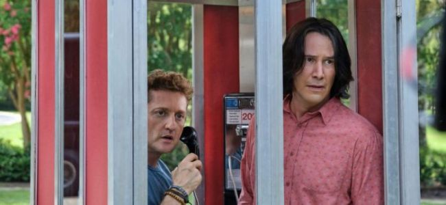 'Bill & Ted Face the Music' Original Ending Revealed by Co-Writer Ed Solomon
