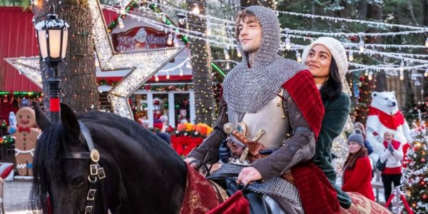 The Knight Before Christmas: 10 BTS Things Viewers Didn't Notice