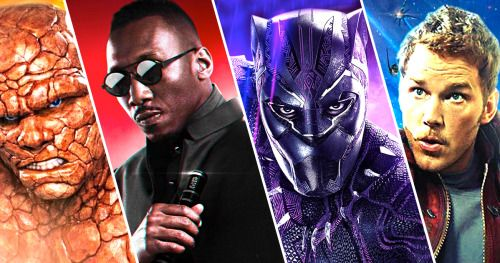 5 Marvel Movies Get Release Dates Through 2023Kevin Feige