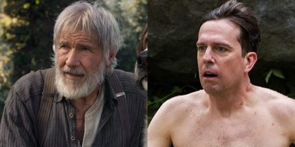 Harrison Ford and Ed Helms to Be Lost at Sea Together in 'The Miserable Adventures of Burt Squire'