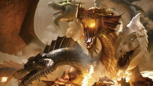 John Wick Creator Is Developing Dungeons & Dragons For TV