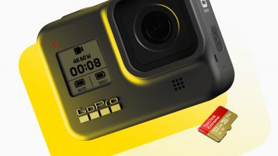 Experiment With GoPro Action Cam Test Features in GoPro Labs