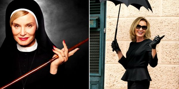 American Horror Story: Jessica Lange Likes Asylum More Than Coven