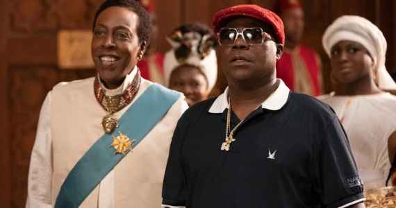 Tracy Morgan Almost Played Eddie Murphy's Son in Coming 2 America, But It Just Wasn't Right