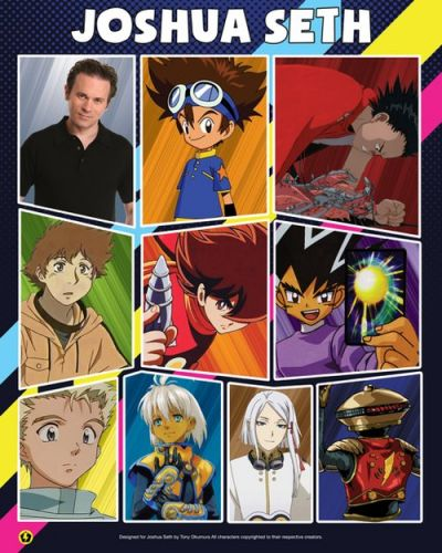 POWER RANGERS Exclusive: Voice Actor Joshua Seth's Time As Alpha 5 Landed Him His DIGIMON Role As Tai