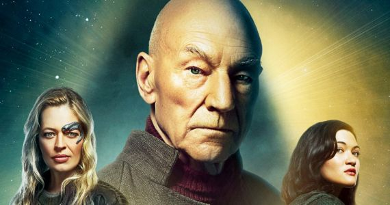 Patrick Stewart's 80th Birthday Is Being Celebrated by Star Trek Fans Across the Universe