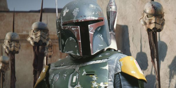 Star Wars Theory: The Mandalorian's Mystery Man Is Boba Fett