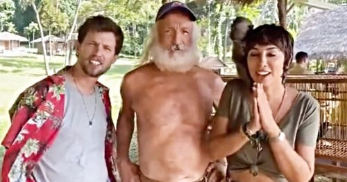 Explosive Tremors 7 Set Video Goes Behind-the-Scenes with the