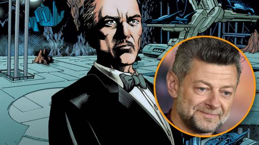 Andy Serkis Teases The Batman's Darker Take on the Caped Crusader