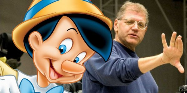 Disney's Live-Action Pinocchio Eyes Robert Zemeckis as Director