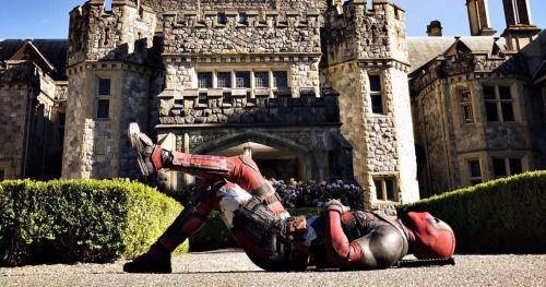 Deadpool Has to Stay at Home as Ryan Reynolds Encourages Social