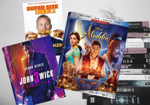 September 10 Blu-ray, Digital and DVD Releases