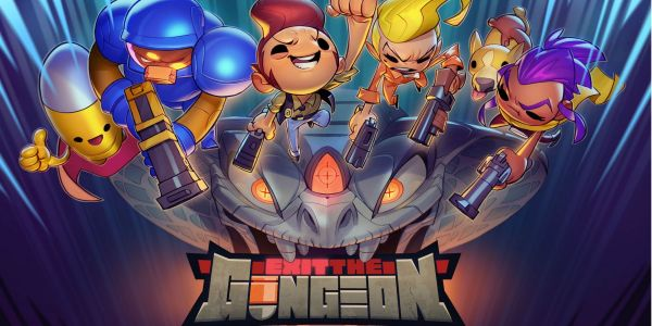 Exit The Gungeon Coming Soon to Apple Arcade | Screen Rant