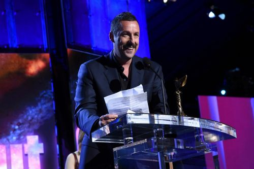 Adam Sandler Gives Hilarious Speech After Winning Best Male Lead For 'Uncut Gems' At Indie Spirit Awards