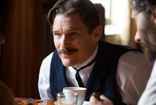 IFC Films' Tesla Trailer Starring Ethan Hawke in Biographical Drama